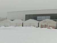 Bauzelt 6x3m Leipzig