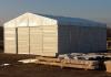 Leichtbauhalle 10x12,5m Trapezblech